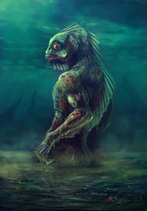 Dagon, Lovecraft