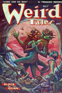 Weird Tales July 1949
