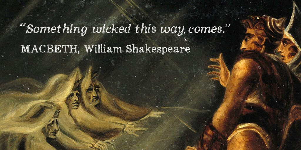 Macbeth, A Tragedy by William Shalespeare,