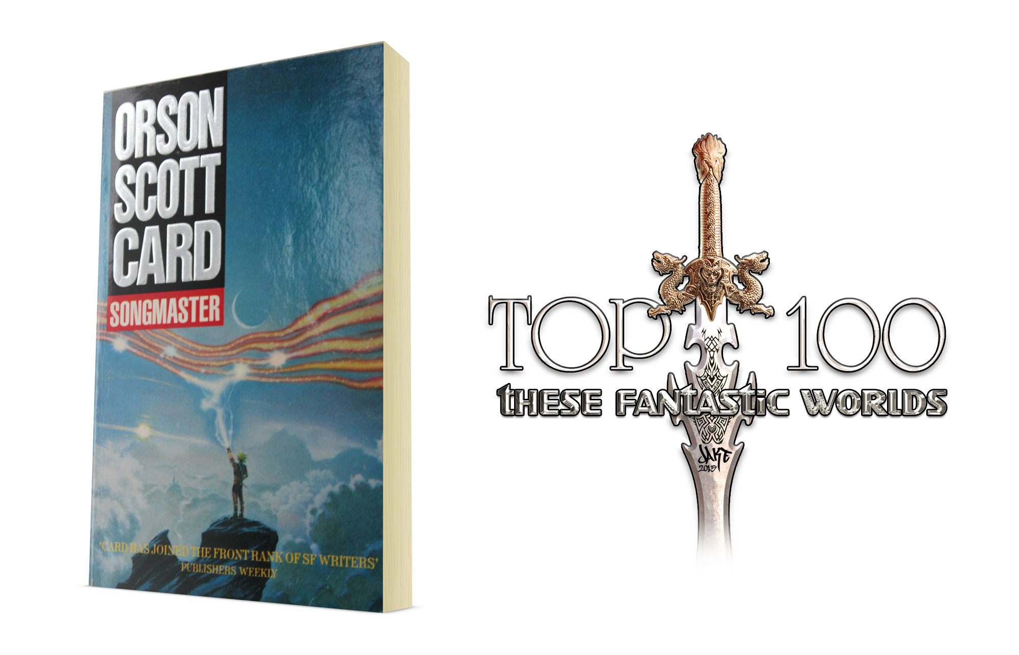 Orson Scott Card, Songmaster, 100 top SF and F books | These Fantastic Worlds